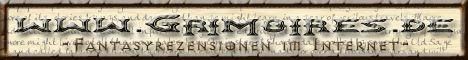 www.Grimoires.de -Fantasy-Rezensionen im Internet: Bücher (Banner)