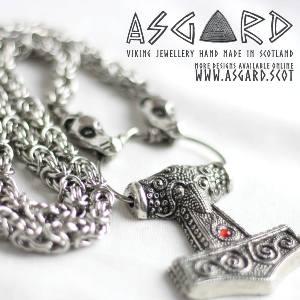 Skane Hammer bei Asgard