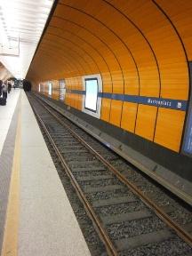 München: U-Bahn-Station Marienplatz