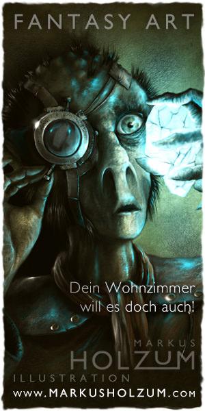 Fantasy Art von Markus Holzum