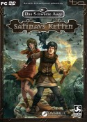 Buch-Cover,  Daedalic Entertainment: Satinavs Ketten