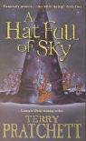 Buch-Cover, Terry Pratchett: A Hat Full of Sky