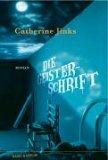 Buch-Cover, Catherine Jinks: Die Geisterschrift