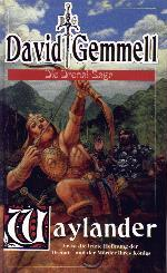 Buch-Cover, David Gemmell: Waylander