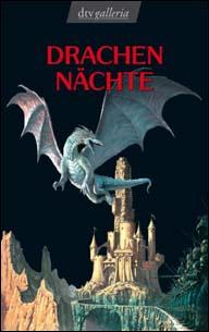 Buch-Cover, Roman Sander: Drachennächte