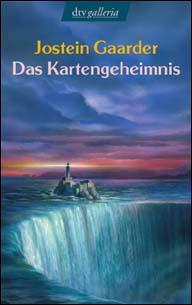 Buch-Cover, Jostein Gaarder: Das Kartengeheimnis