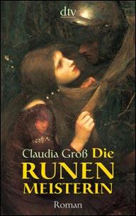 Buch-Cover, Claudia Groß: Die Runenmeisterin