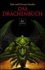 Buch-Cover, Ditte Bandini: Das Drachenbuch