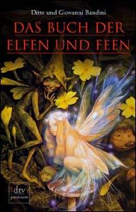 Buch-Cover, Ditte Bandini: Das Buch der Elfen und Feen
