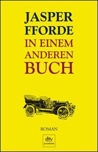 Buch-Cover, Jasper Fforde: In einem Anderen Buch
