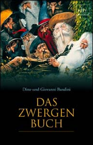 Buch-Cover, Ditte Bandini: Das Zwergenbuch