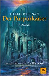 Buch-Cover, Herbie Brennan: Der Purpurkaiser
