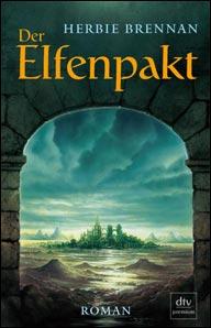 Buch-Cover, Herbie Brennan: Der Elfenpakt