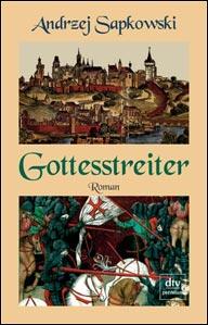 Buch-Cover, Andrzej Sapkowski: Gottesstreiter