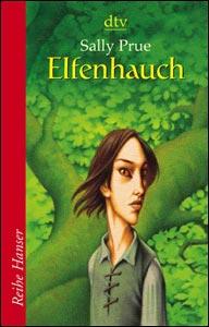 Buch-Cover, Sally Prue: Elfenhauch