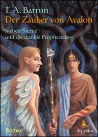 Buch-Cover, Tom A. Barron: Sieben Sterne und die dunkle Prophezeiung