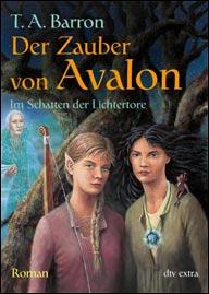 Buch-Cover, Tom A. Barron: Im Schatten der Lichtertore