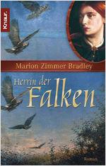 Buch-Cover, Marion Zimmer-Bradley: Herrin der Falken