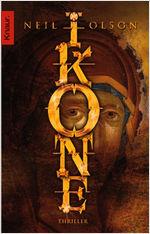 Buch-Cover, Neil Olson: Ikone