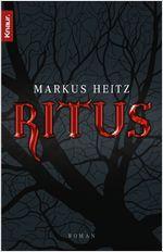 Buch-Cover, Markus Heitz: Ritus