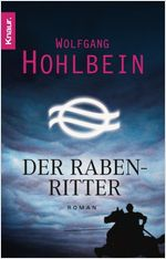 Buch-Cover, Wolfgang Hohlbein: Der Rabenritter