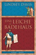 Buch-Cover, Lindsey Davis: Eine Leiche im Badehaus