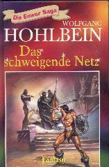 Buch-Cover, Wolfgang Hohlbein: Das schweigende Netz