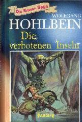 Buch-Cover, Wolfgang Hohlbein: Die verbotenen Inseln