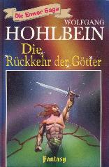 Buch-Cover, Wolfgang Hohlbein: Die Rückkehr der Götter