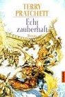 Buch-Cover, Terry Pratchett: Echt zauberhaft