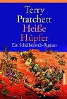 Buch-Cover, Terry Pratchett: Heiße Hüpfer