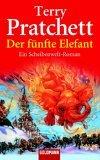 Buch-Cover, Terry Pratchett: Der fünfte Elefant