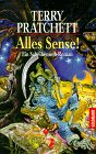 Buch-Cover, Terry Pratchett: Alles Sense!