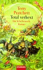 Buch-Cover, Terry Pratchett: Total verhext