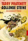 Buch-Cover, Terry Pratchett: Rollende Steine