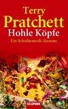 Buch-Cover, Terry Pratchett: Hohle Köpfe