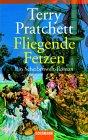 Buch-Cover, Terry Pratchett: Fliegende Fetzen