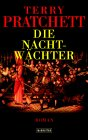 Buch-Cover, Terry Pratchett: Die Nachtwächter