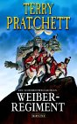Buch-Cover, Terry Pratchett: Weiberregiment