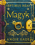 Buch-Cover, Angie Sage: Septimus Heap - Magyk