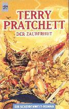 Buch-Cover, Terry Pratchett: Der Zauberhut