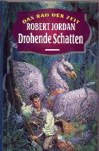 Buch-Cover, Robert Jordan: Drohende Schatten