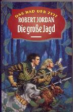 Buch-Cover, Robert Jordan: Die große Jagd