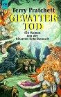 Buch-Cover, Terry Pratchett: Gevatter Tod