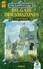 Buch-Cover, Ulrich Kiesow: Die Gabe der Amazonen