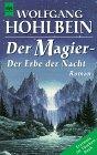 Buch-Cover, Wolfgang Hohlbein: Der Magier - Der Erbe der Nacht