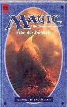 Buch-Cover, Robert E. Vardemann: Erbe des Dunkels