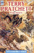 Buch-Cover, Terry Pratchett: Pyramiden