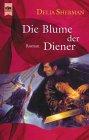 Buch-Cover, Delia Sherman: Die Blume der Diener