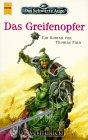Buch-Cover, Thomas Finn: Das Greifenopfer